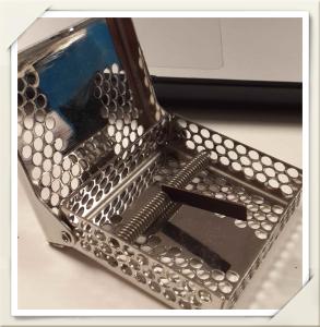WDECT Test ve paslanmaz çelik PCD